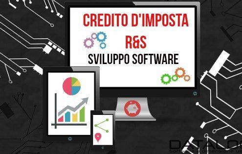 Credito d'Imposta R&S Sviluppo Software