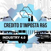 Impresa 4.0 Credito d'imposta Ricerca & Sviluppo