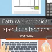 Fattura elettronica specifiche tecniche