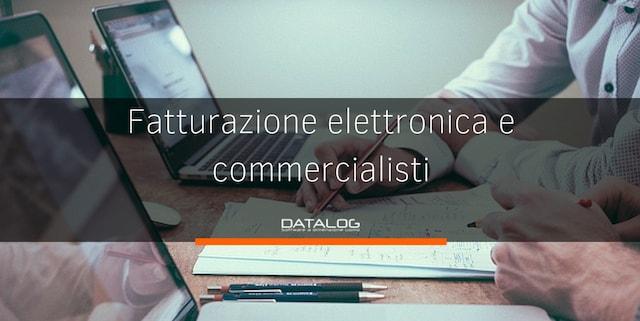 Fatturazione elettronica e commercialisti