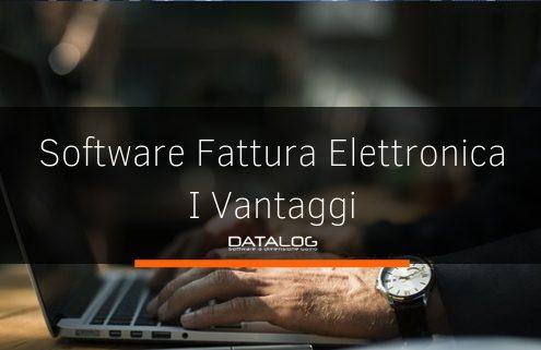 Software fattura elettronica vantaggi