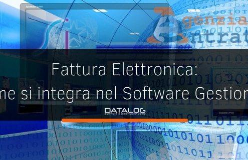 Fattura Elettronica: come si integra nel software gestionale