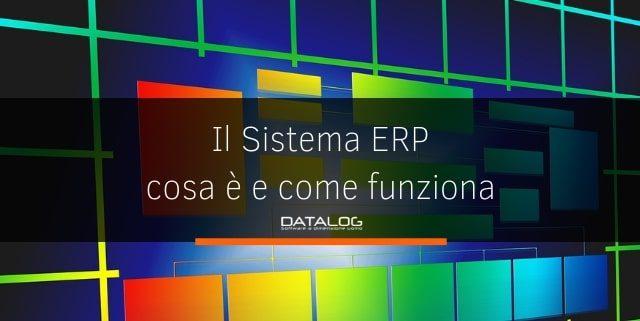 Software Gestionale ERP cosa è e come funziona