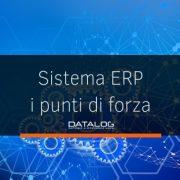 l punti di forza del Sistema ERP
