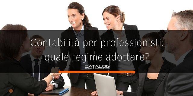 Contabilità ordinaria e semplificata per i professionisti