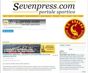 Fatturazione Elettronica Aziende - Sevenpress