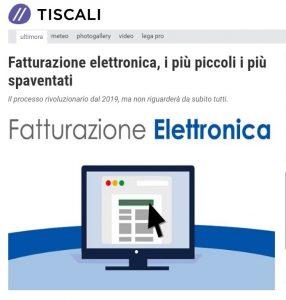 Fatturazione Elettronica Aziende - Tiscali Notizie