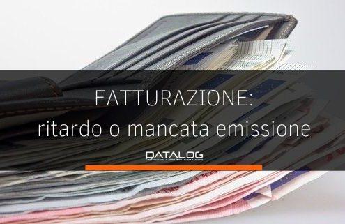 Fatturazione elettronica: il reato per ritardo o mancata emissione