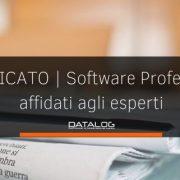 Software professionali comunicato stampa