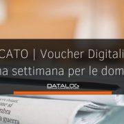 Voucher Digitalizzazione comunicato stampa