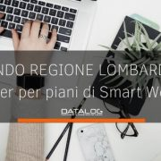 Bando Regione Lombardia per piani di smart working