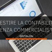 Il software per gestire la contabilità senza commercialista