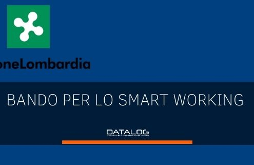 Bando Regione Lombardia per piani di smart working