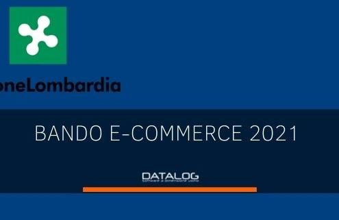 Bando E-commerce Lombardia